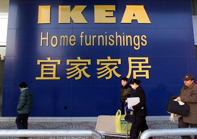 宜家在上海開無停車場帶餐廳的非「迷宮式」門店