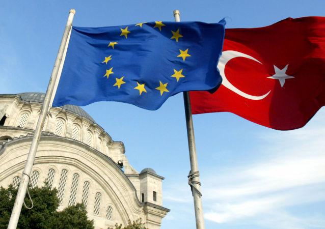 薩科齊:歐盟不是土耳其該呆的地方