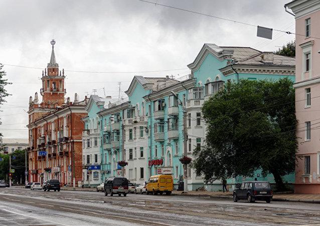 俄阿穆尔河畔共青城将成立俄中机械技术合资公司