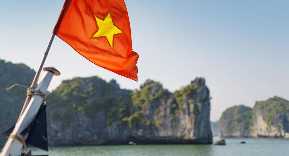 越南海军战舰将在符拉迪沃斯托克参加俄海军节庆祝活动