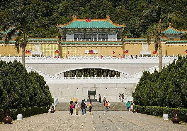 台北故宮博物院名列2015年參觀人數最多的十大博物館