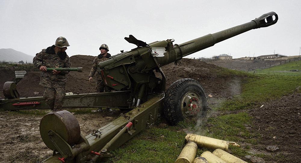 阿塞拜疆指責亞美尼亞破壞停火協議