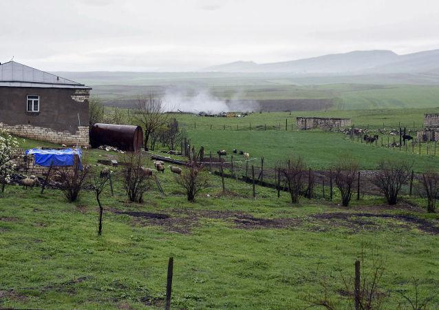 阿塞拜疆國防部:已控制卡拉巴赫一系列戰略高地