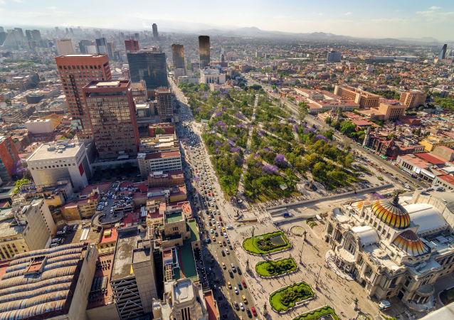 墨西哥城市(墨西哥首都)