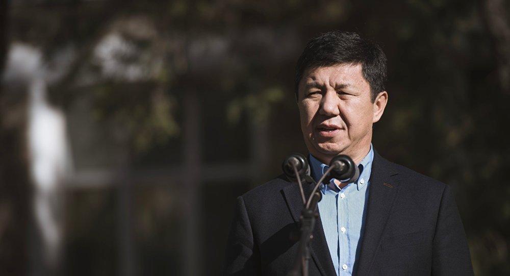 吉爾吉斯斯坦總理表示將辭職