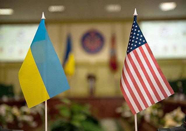 烏克蘭和美國