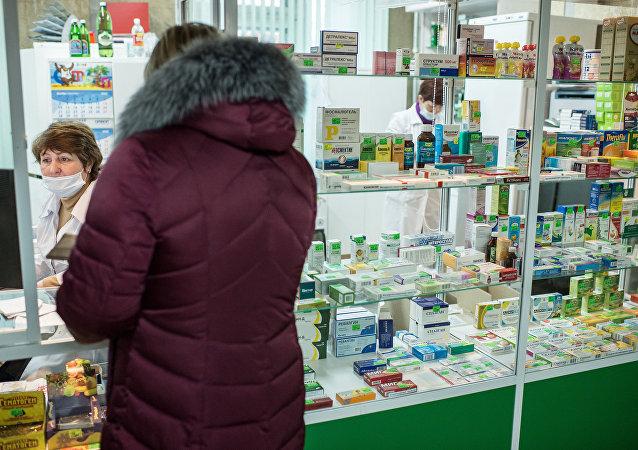 民調:三成以上俄民眾會在家中備常用藥