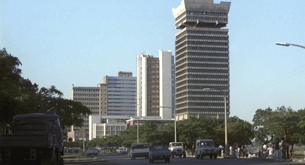 卢萨卡 , 赞比亚