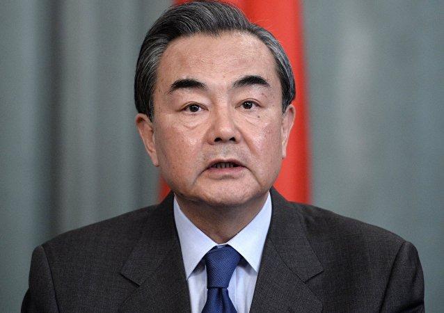 王毅:中俄战略协作成为维护世界和平稳定的压舱石