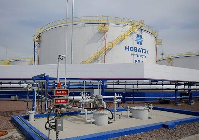 諾瓦泰克:英國公司將在俄境內開設液化氣廠