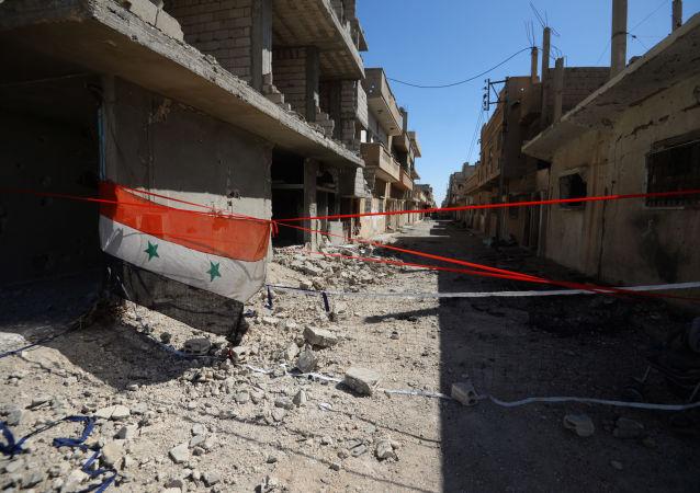 俄罗斯副外长与中国叙利亚问题特使就叙利亚局势进行讨论