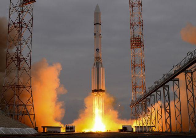 俄罗斯最强通讯卫星投入运转