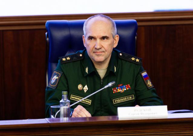 俄军总参谋部作战管理总局局长鲁茨科伊