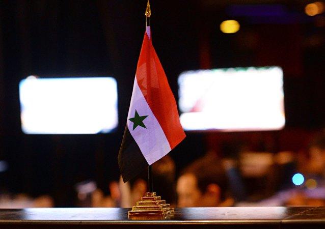 叙利亚和南奥塞梯已签署建立外交关系的协议