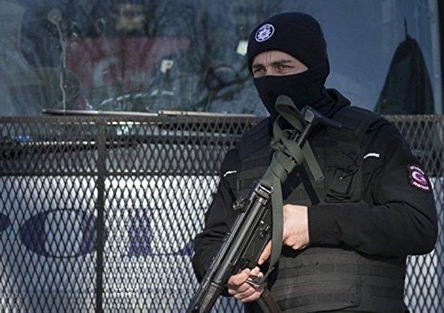 """土耳其内政部称""""伊斯兰国""""曾筹划在阿塔图尔克陵墓和第一议会大楼实施恐袭"""
