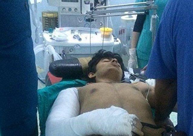 土耳其加濟安泰普市區醫院收治達伊沙武裝分子