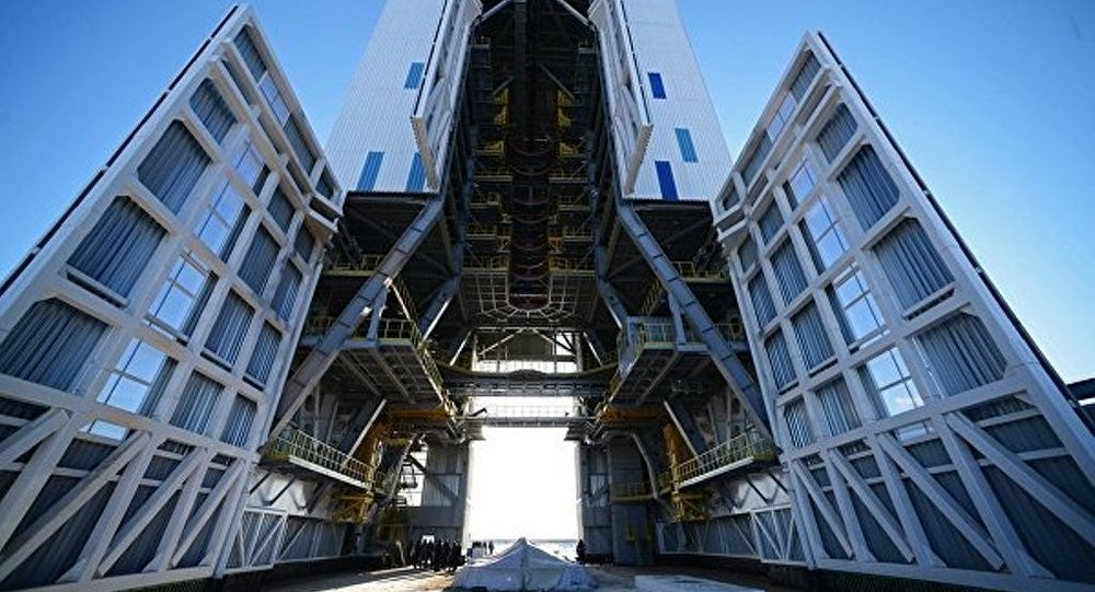 媒體:俄羅斯東方航天發射場將發射17顆外國衛星
