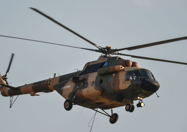 俄直升機公司:將6架大修過的米-17-1V直升機交付給印度邊防部隊