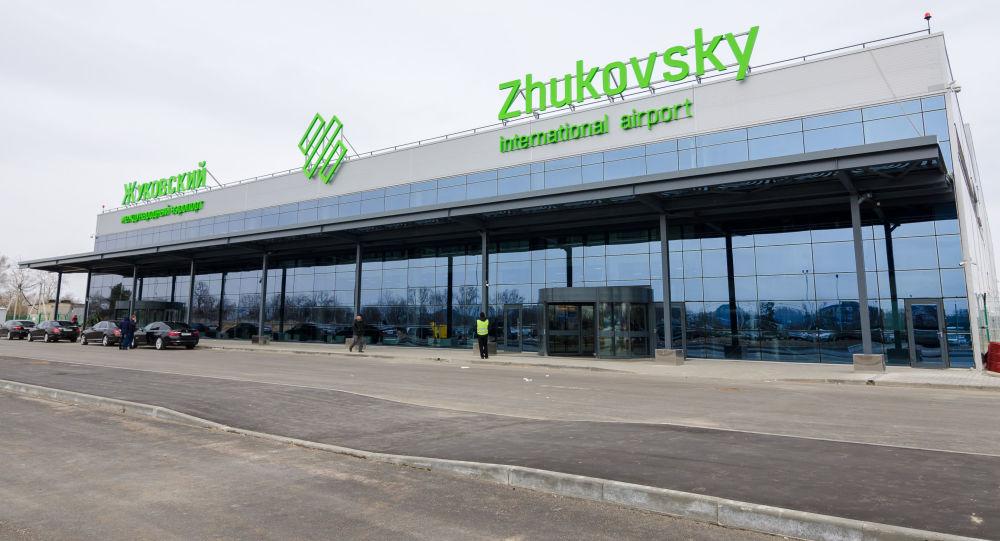 茹科夫斯基机场将进入中国货运市场