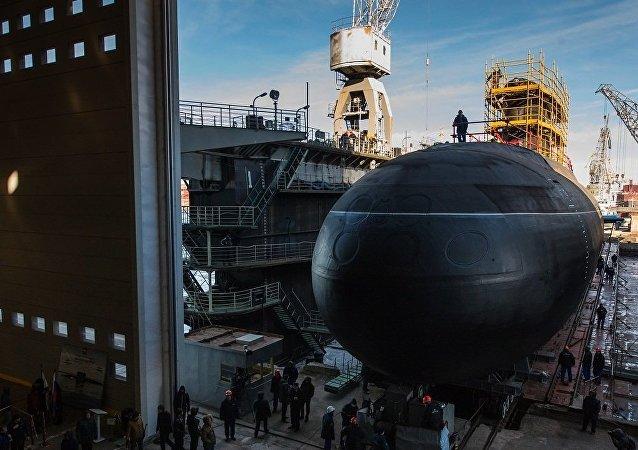俄總統助理:將簽署合同向印尼提供636型潛艇