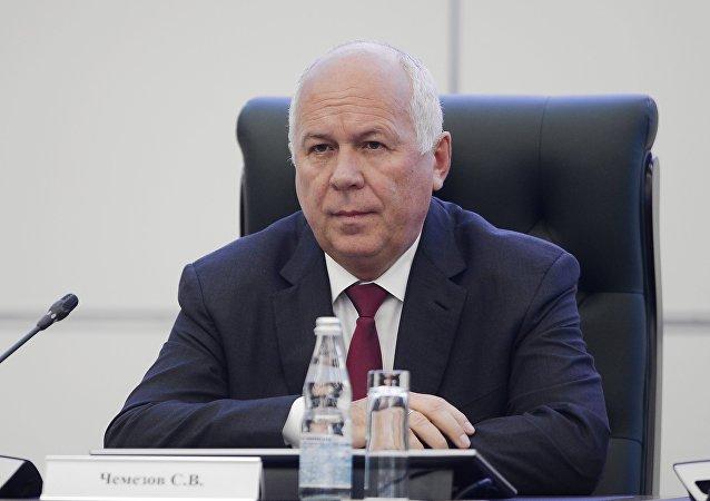 謝爾蓋·切梅佐夫