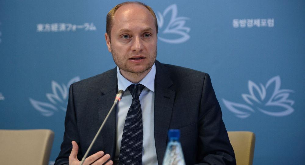 俄罗斯远东发展部援引部长加卢什卡