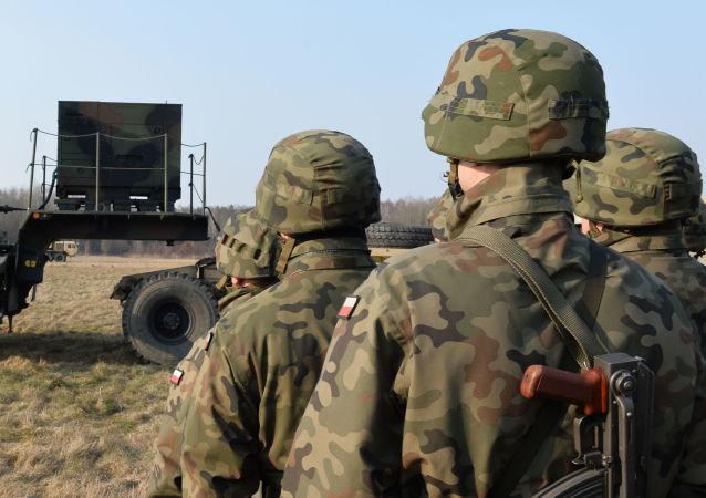 白俄外長:北約在東歐部署部隊是「挑戰」