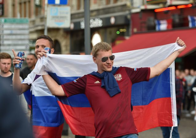 俄球迷或无法前往丹麦现场观看欧锦赛