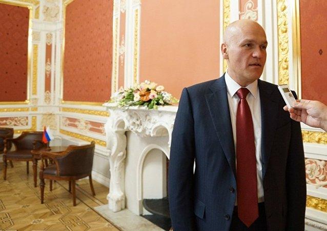 俄羅斯國際象棋聯合會主席安德烈•菲拉托夫