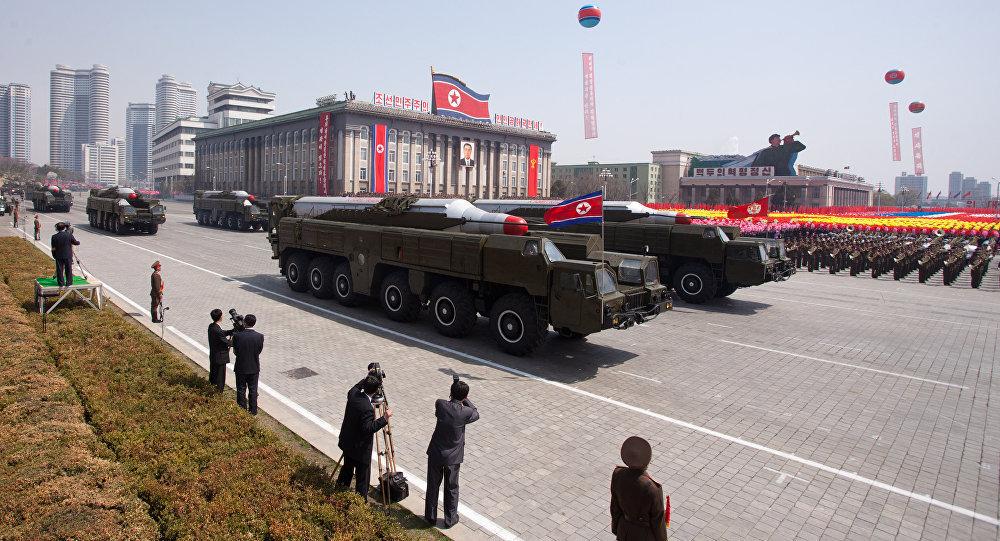 媒體:特朗普認為朝鮮是美國主要威脅