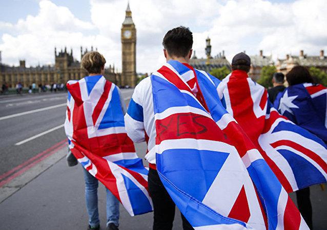 報告:英國在脫歐之前就已感受到對歐盟出口減少