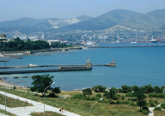 俄罗斯新罗西斯克港