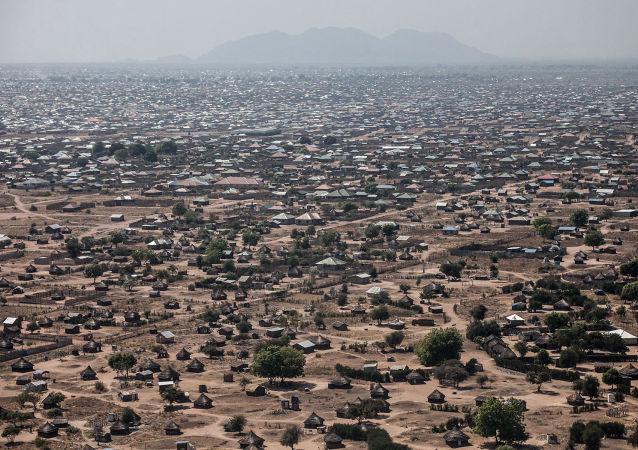 南苏丹首都朱巴