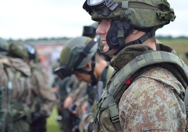 俄罗斯国家近卫军