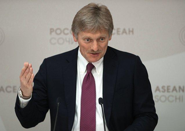 俄總統新聞秘書