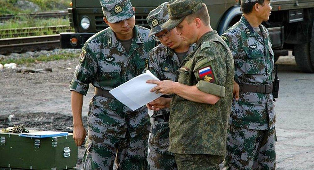 将把新时代中俄军事关系全面推向新的历史高度