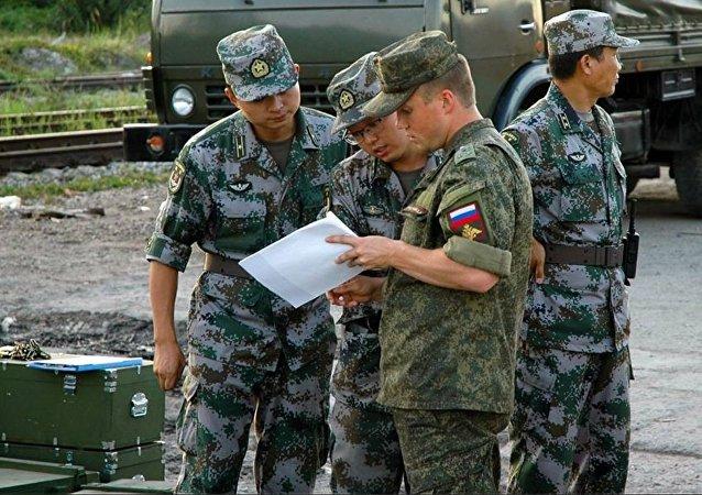 俄中「西部·聯合-2021」演習首次啓用專用版指揮信息系統