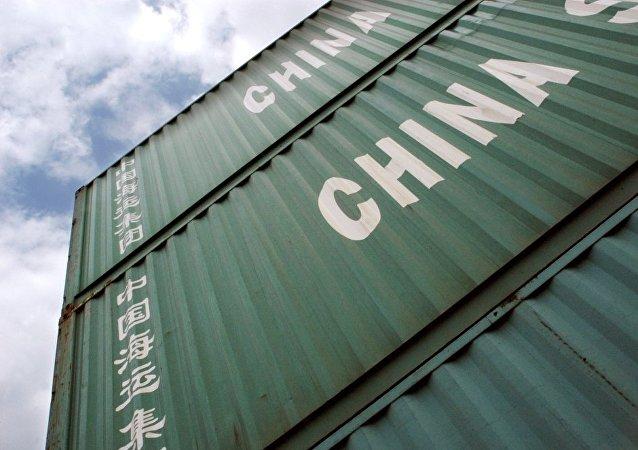 中国海关总署:今年一季度中国贸易进出口总值6.75万亿元 同比增长9.4%