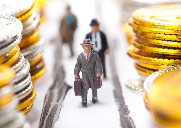 1%的富人掌握著全球82%的財富