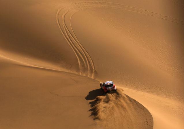 「絲綢之路」汽車競賽