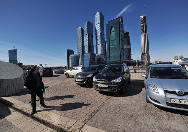在「莫斯科城」的「帝國」塔頂將會出現觀景台
