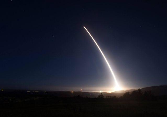 美国弹道发射