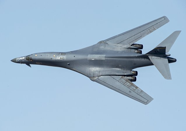 B-1「槍騎兵」(Lancer)超機動戰略轟炸機