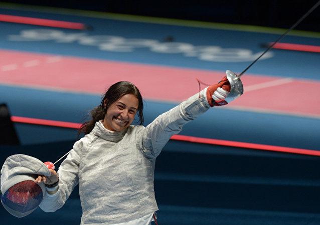 俄罗斯击剑运动员在2016奥运会上摘得10项中的4项金牌