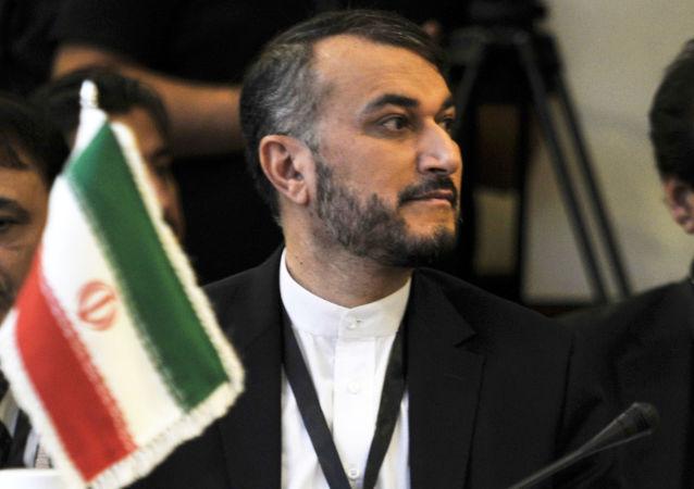 伊朗外交部长阿米尔·阿卜杜拉希扬