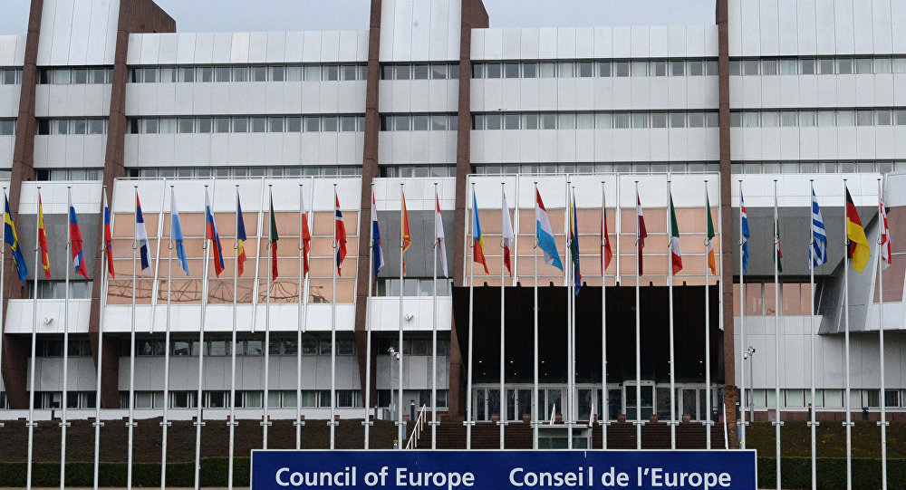 欧洲委员会议会大会决议呼吁俄停止支持乌境内自行成立的共和国
