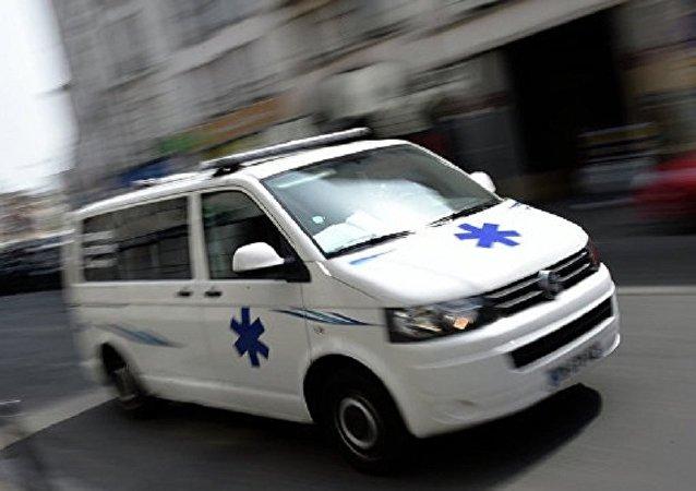 法國救護車