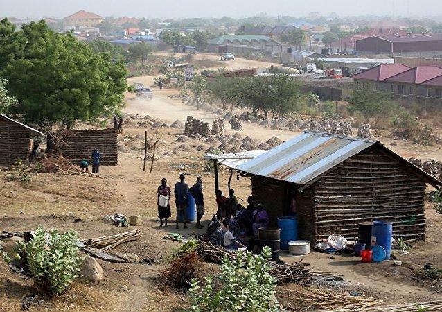 联合国:南苏丹逾百万儿童因饥饿和战乱被迫离开该国
