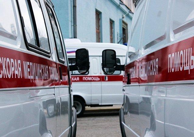 一名法国公民在俄萨拉托夫发生的交通事故中死亡