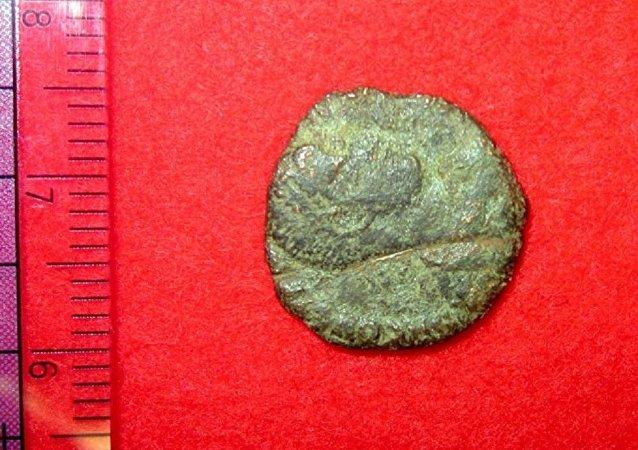 古罗马硬币